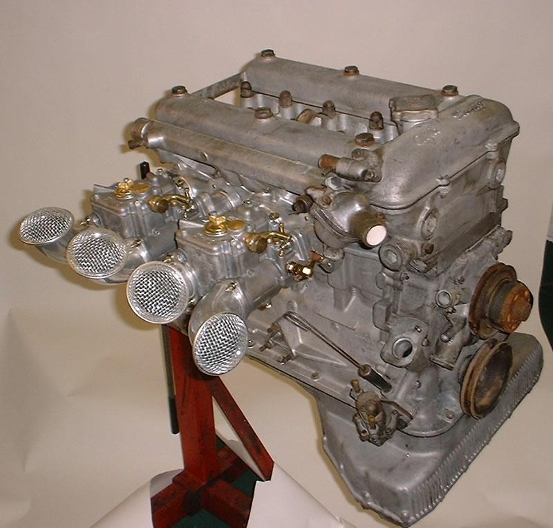Alfa Romeo Twin Cam Engine From 1954 Until 1997