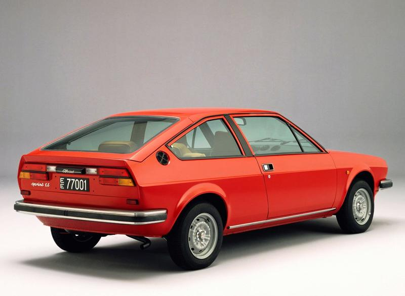 Alfa Romeo Alfasud Sprint Review @ The Alfa Workshop