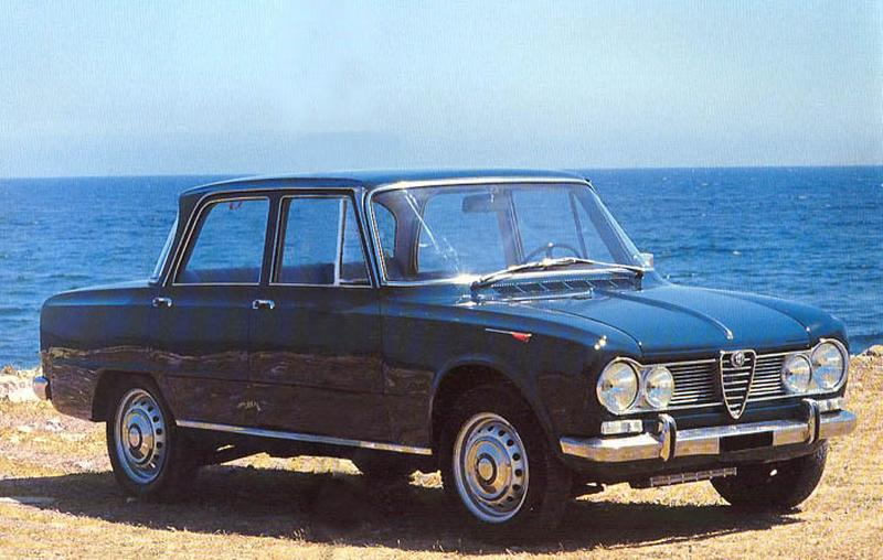 Extrêmement Alfa Romeo Giulia Berlina Review MG21