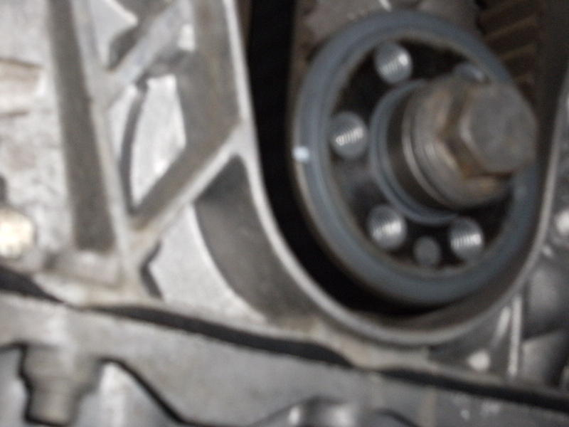 <p>this is the crankshaft pulley.....