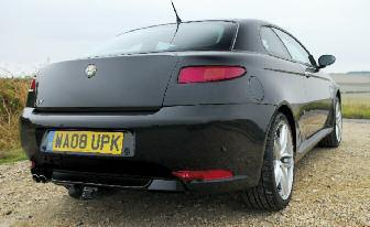 alfa romeo gt shoot out review