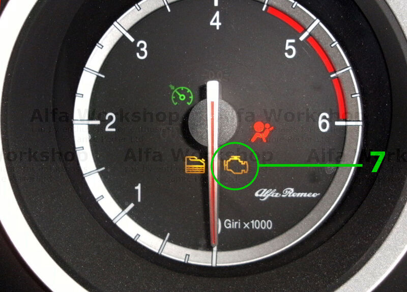 <p>The engine management light, when this light is illuminated the engine management system has detected a fault, this could be a sensor an actuator or the control unit itself.