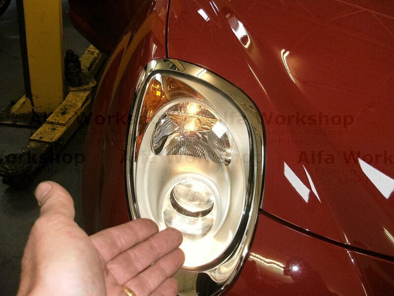 <p>Check all the bulbs, including hazard warning lights, instrument lights, boot light, etc.