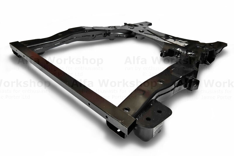 <p>If you're planning on dropping the sub frame next please look at our 'How To' Removing The Front Sub Frame From A 159/Brera.