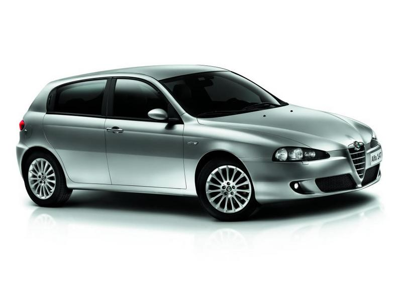 alfa romeo 147 review from the alfa workshop. Black Bedroom Furniture Sets. Home Design Ideas
