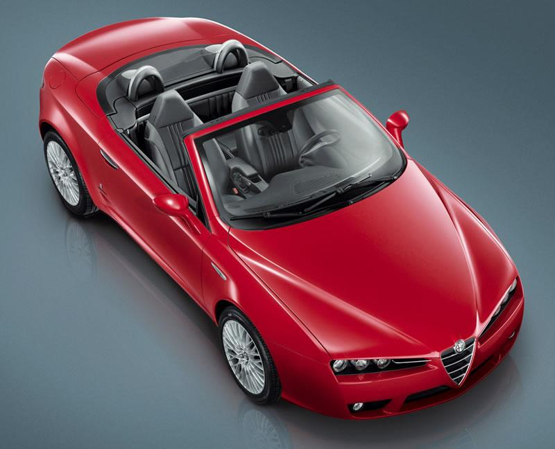 alfa romeo brera spider review. Black Bedroom Furniture Sets. Home Design Ideas