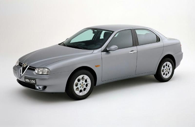 alfa romeo 156 review the alfa workshop. Black Bedroom Furniture Sets. Home Design Ideas