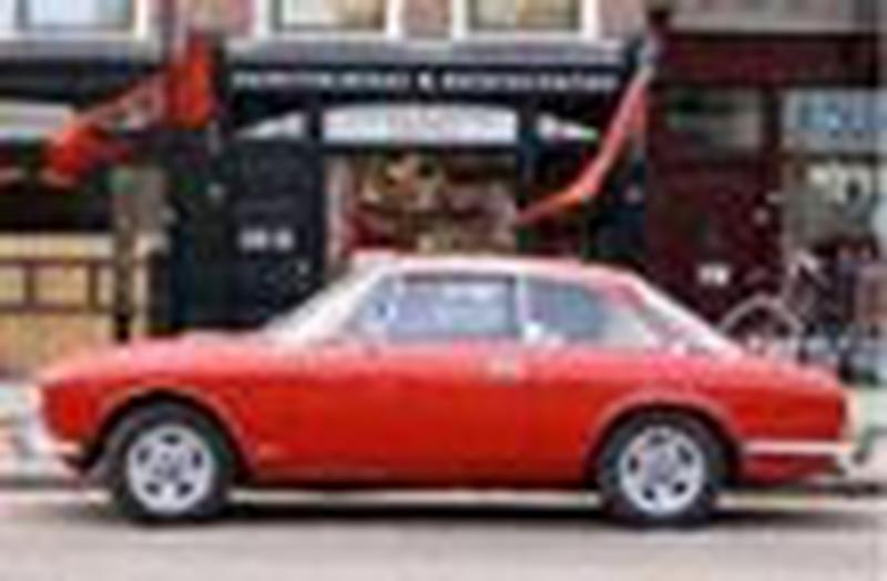 <p>This is a Bertone GTV