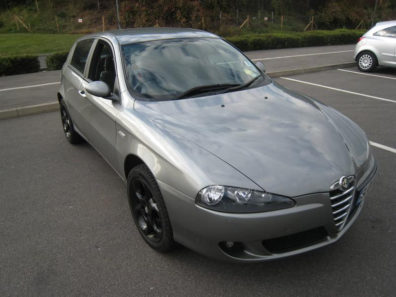 alfa romeo 147 1 6 ts lusso 120 cv for sale. Black Bedroom Furniture Sets. Home Design Ideas
