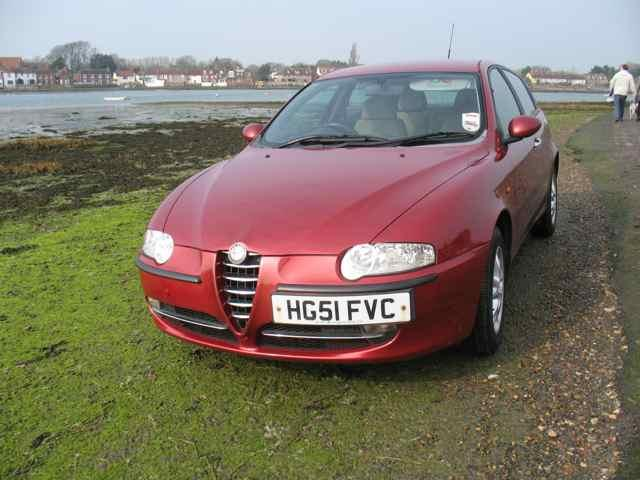 Alfa Romeo 147 1 6 Ts Turismo 120 Cv For Sale border=