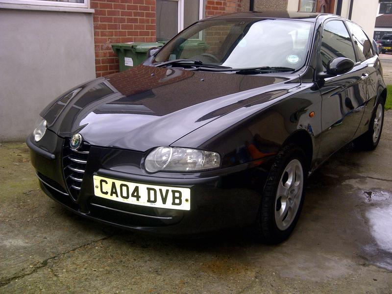 alfa romeo 147 jtd 1 9 lusso for sale. Black Bedroom Furniture Sets. Home Design Ideas
