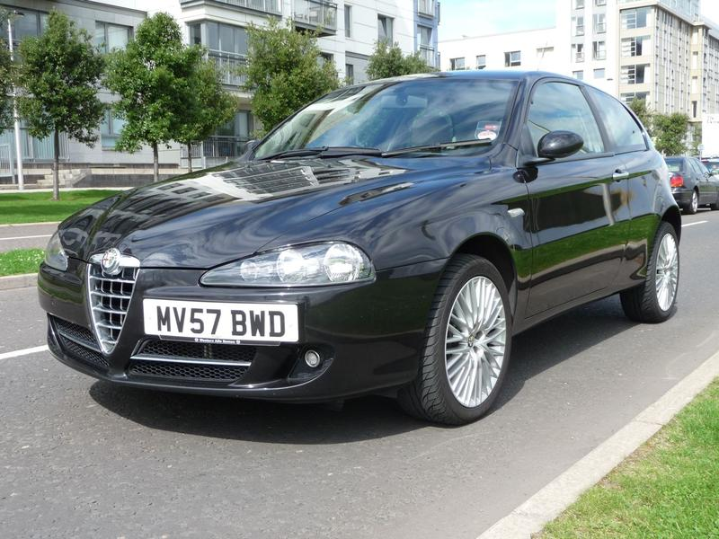 alfa romeo 147 jtd 1 9 turismo for sale. Black Bedroom Furniture Sets. Home Design Ideas
