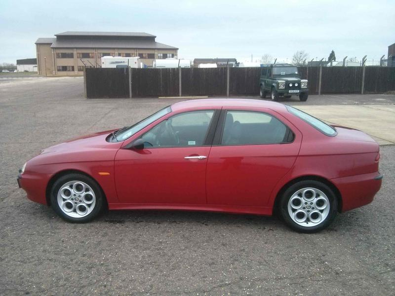 alfa romeo 156 1 6 twin spark saloon for sale