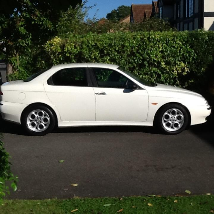 Alfa Romeo 156 1.6 Twin Spark Saloon For Sale