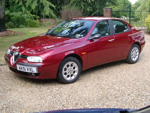 alfa romeo 156 1 6 twin spark saloon for sale. Black Bedroom Furniture Sets. Home Design Ideas