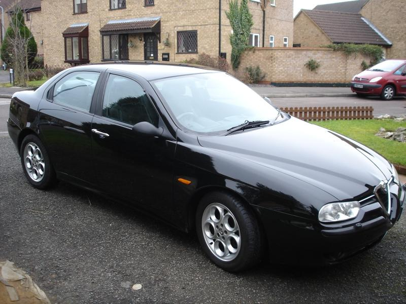 alfa romeo 156 2 4 jtd saloon for sale. Black Bedroom Furniture Sets. Home Design Ideas