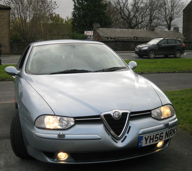 Alfa Romeo 156 2.5 V6 Q System Gearbox For Sale