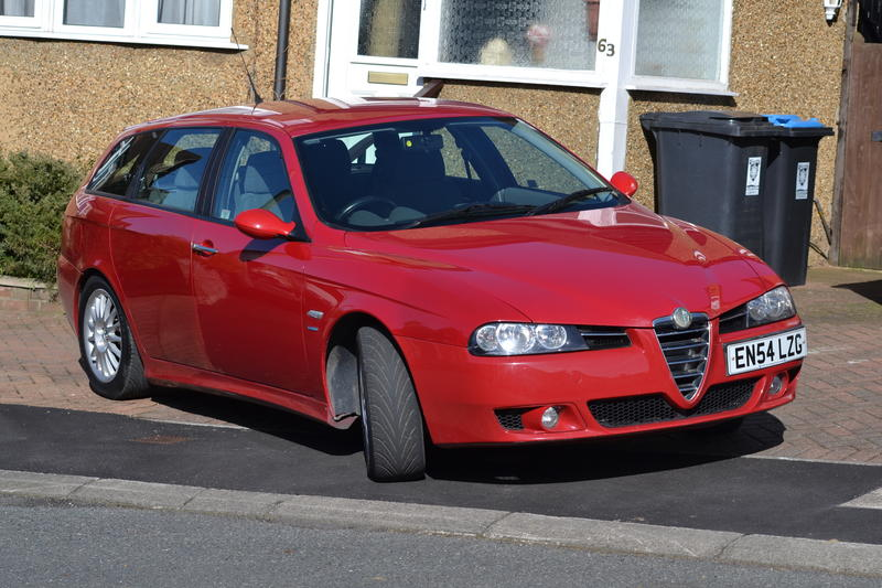 alfa romeo 156 sportwagon 1 8 twin spark for sale. Black Bedroom Furniture Sets. Home Design Ideas