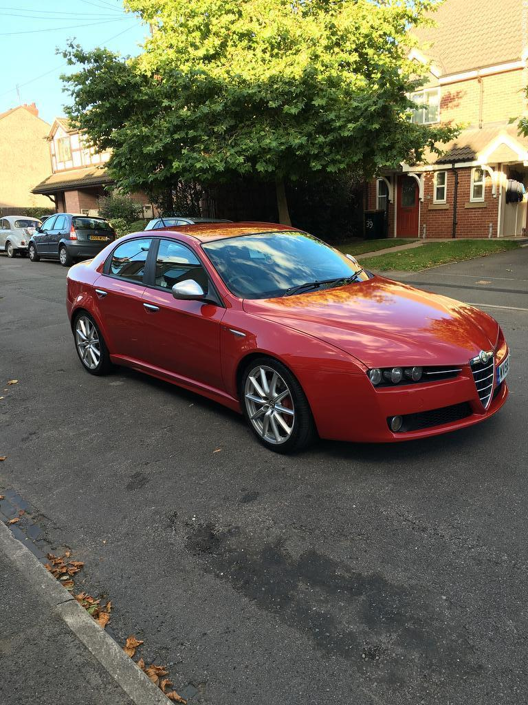 alfa romeo 159 ti for sale. Black Bedroom Furniture Sets. Home Design Ideas