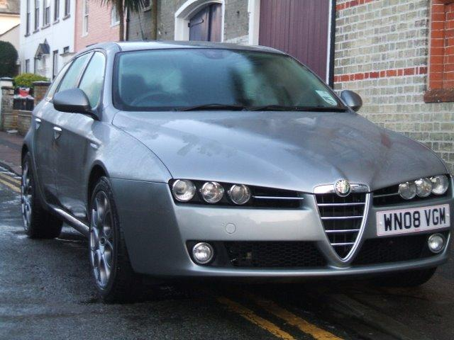 alfa romeo 159 lusso for sale. Black Bedroom Furniture Sets. Home Design Ideas