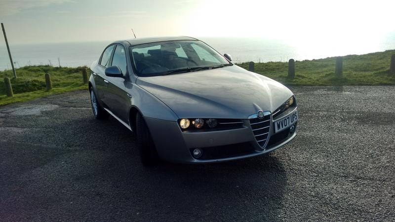 alfa romeo 159 1 9 jtdm for sale. Black Bedroom Furniture Sets. Home Design Ideas