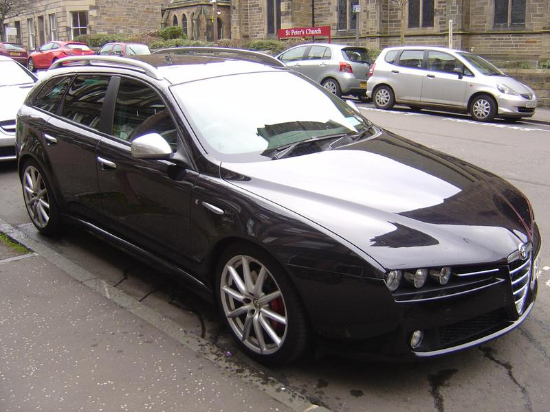 alfa romeo 159 sportwagon 2 0 jtdm 170 ti for sale. Black Bedroom Furniture Sets. Home Design Ideas
