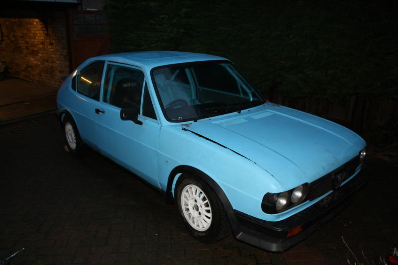 Alfa Romeo Alfasud Race Or Track Car For Sale - Alfa romeo alfasud for sale