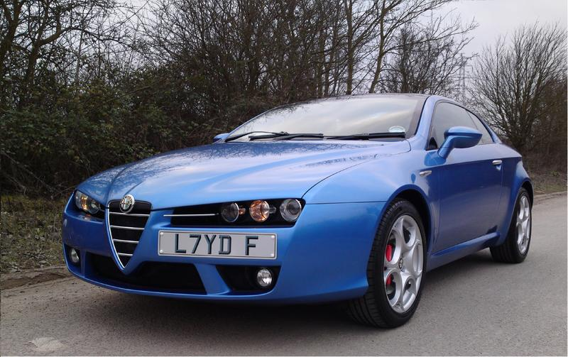 alfa romeo brera 3 2 jts v6 q4 for sale. Black Bedroom Furniture Sets. Home Design Ideas