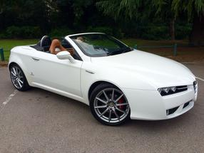 Alfa Romeo Brera Spider Limited Edition