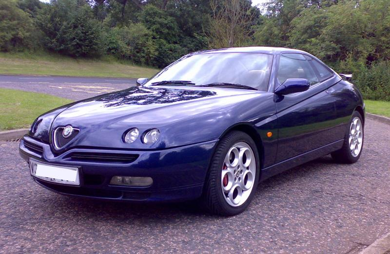 alfa romeo gtv v6 lusso for sale. Black Bedroom Furniture Sets. Home Design Ideas