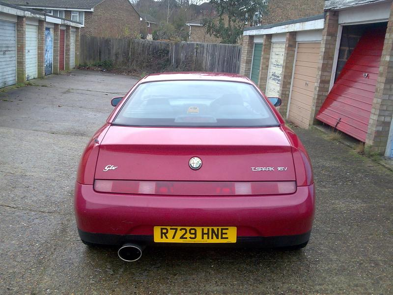 alfa romeo gtv 2 0l ts for sale. Cars Review. Best American Auto & Cars Review