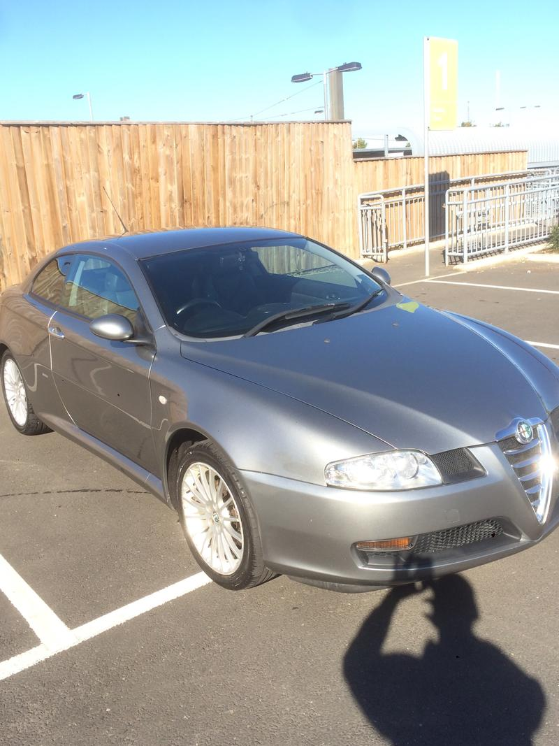Alfa Romeo Gt 2 0 Jts For Sale