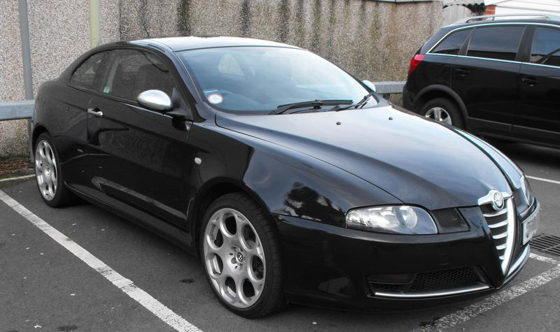 Alfa Romeo Gt Jtdm Black Line For Sale