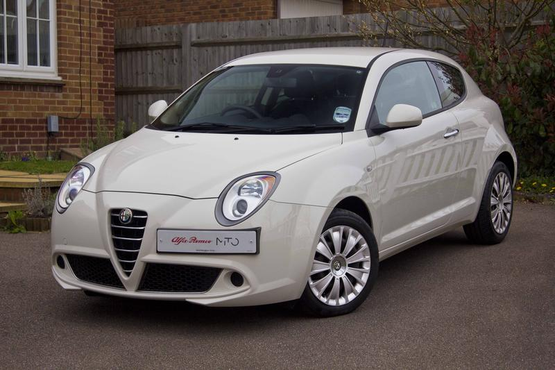 alfa romeo mito 1 4 16 valve 94 bhp for sale. Black Bedroom Furniture Sets. Home Design Ideas