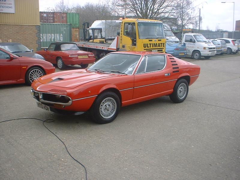 Alfa Romeo Montreal For Sale - Alfa romeo for sale