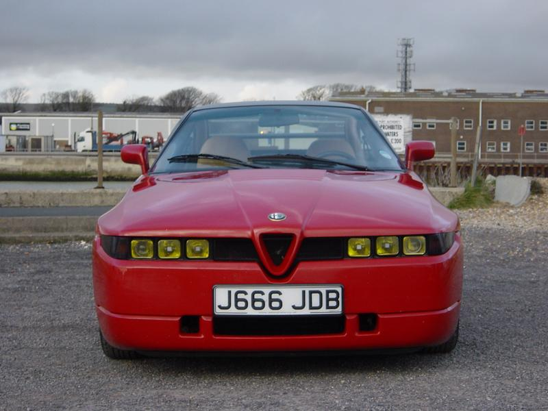 Alfa Romeo SZ For Sale - New alfa romeo for sale