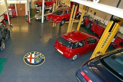 Alfa Romeo Workshop