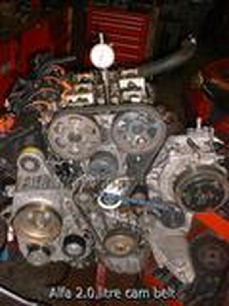 [DIAGRAM_5LK]  How To.. replace a cam belt on an Alfa Romeo 2l engine | Alfa Romeo Timing Belt |  | Alfa Workshop