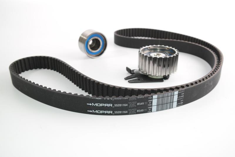 ALFA ROMEO 156 147 166 2.0 16V TS Genuine Timing Cam Balance Belt Water Pump Kit