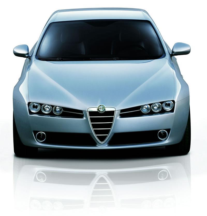 Alfa Romeo 159 Review