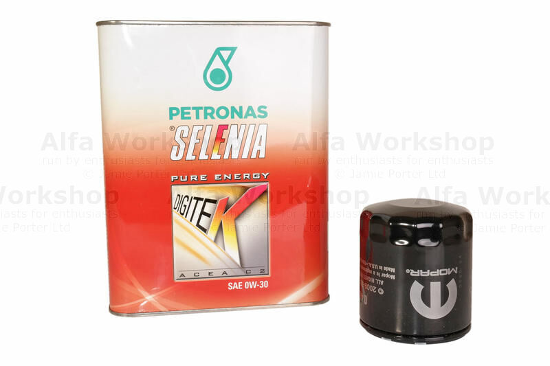 <p>For changing the oil go to our 'How To' on Changing The Oil & Oil Filter On A Stelvio/Giulia 2.0 (280hp).