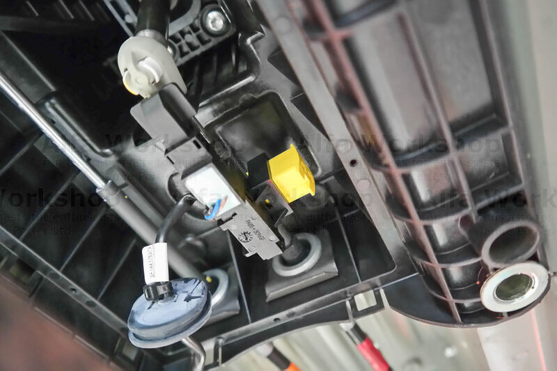 Replacing The Stop & Start Sensor On A Giulietta (2010 Onwards)