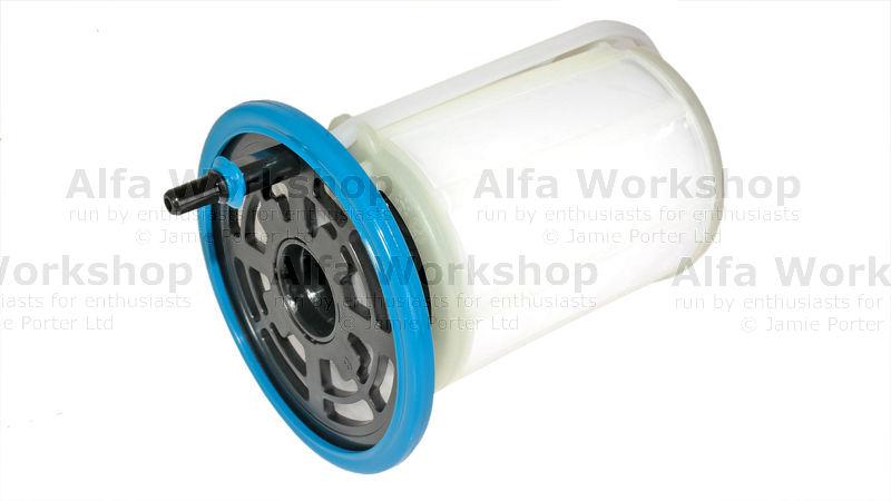 alfa romeo fuel filter  part number 77367892