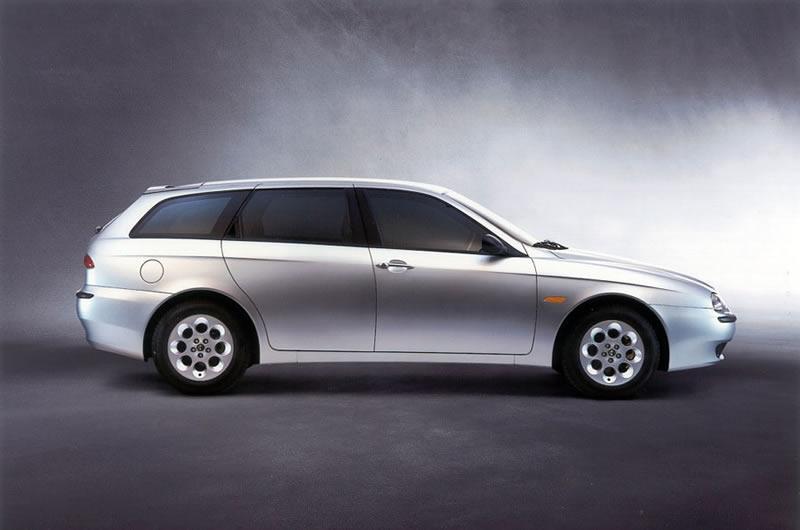 Alfa Romeo 156 Review @ The Alfa Workshop