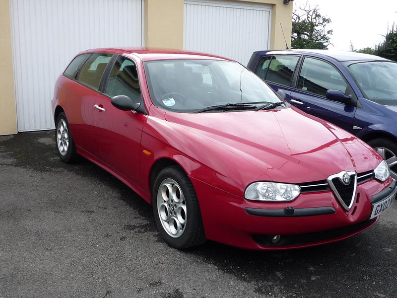 Alfa Romeo 156 Sportwagon 2 0 Twin Spark 5877 0 800