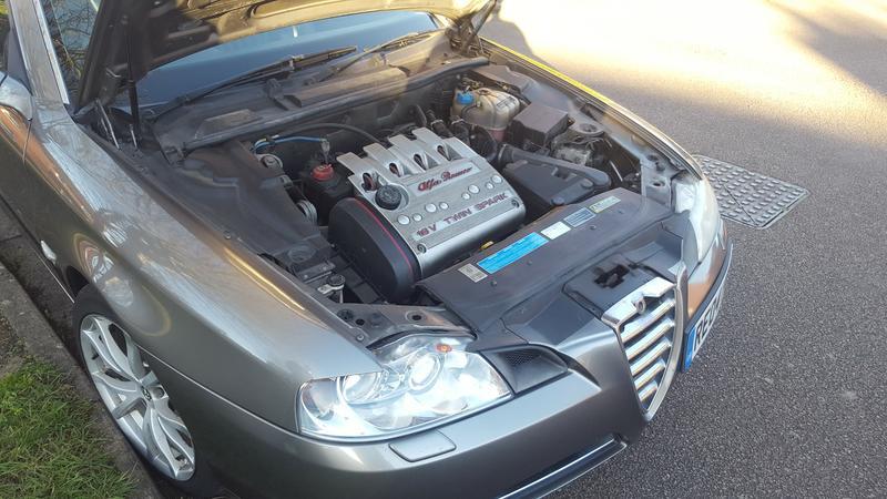 Alfa Romeo 166 Ti For Sale