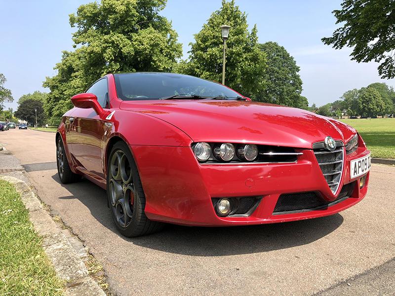 Alfa Romeo Brera S Prodrive For Sale