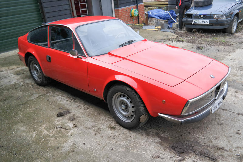 Alfa Romeo Junior Z 1600 For Sale